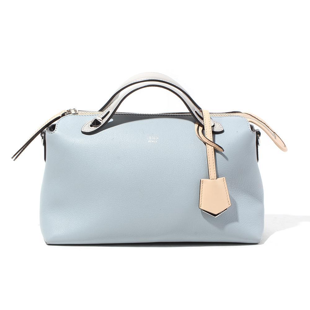 Fendi Blue Handbag
