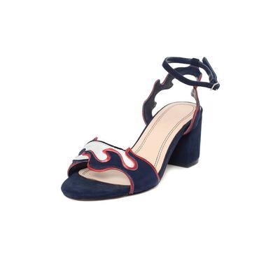 Sandro Size 7 Flame Sandal