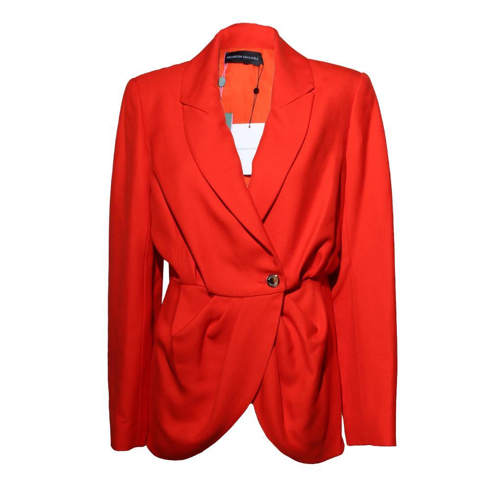Brandon Maxwell Size 10 Jacket