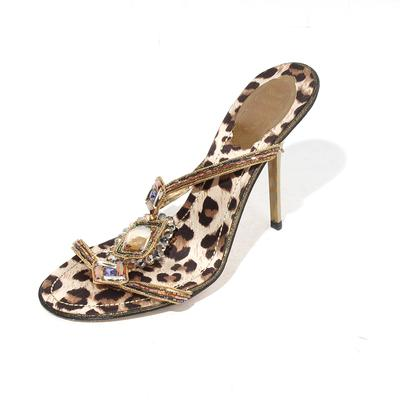 Rene Caovilla Size 8 Heels