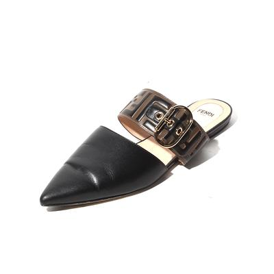 Fendi Pointy Size 9. 5 Flats