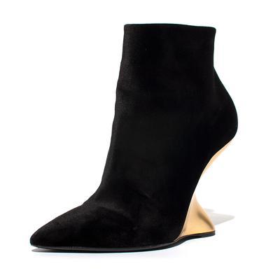 Salvatore Ferragamo Size 8 Bolgheri Heel