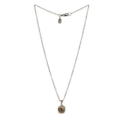 TAT2 Designs Vintage Coin Pavia Necklace