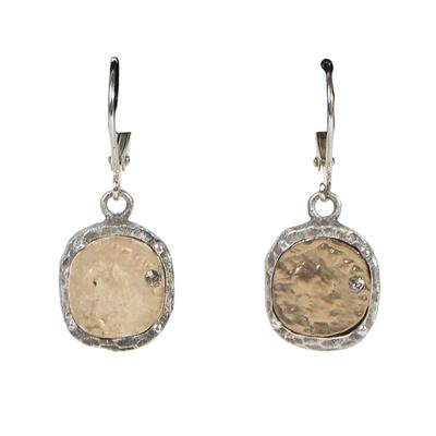 TAT2 Vintage Coin Pavia Earrings