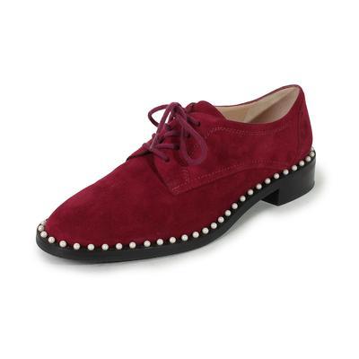 Stuart Weitzman Size 7.5 Kiran Pearl Loafers