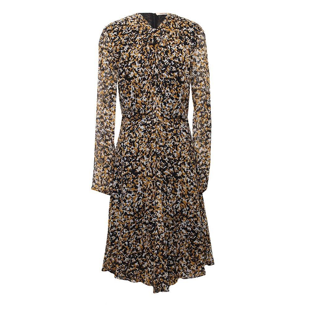 Roberto Cavalli Size 42 Printed Dress