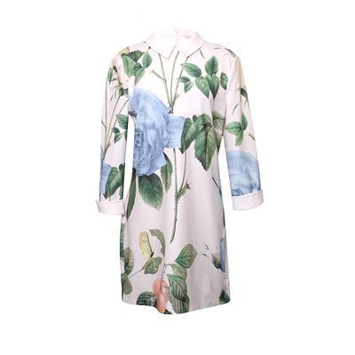 Ted Baker Size 3 Floral Dress
