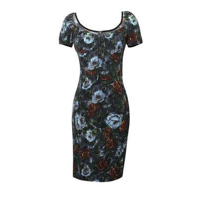 Dolce & Gabbana Size 40 Floral Dress