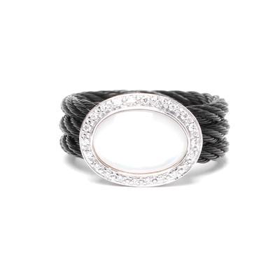 Charriol Celtic 750 Diamond Ring