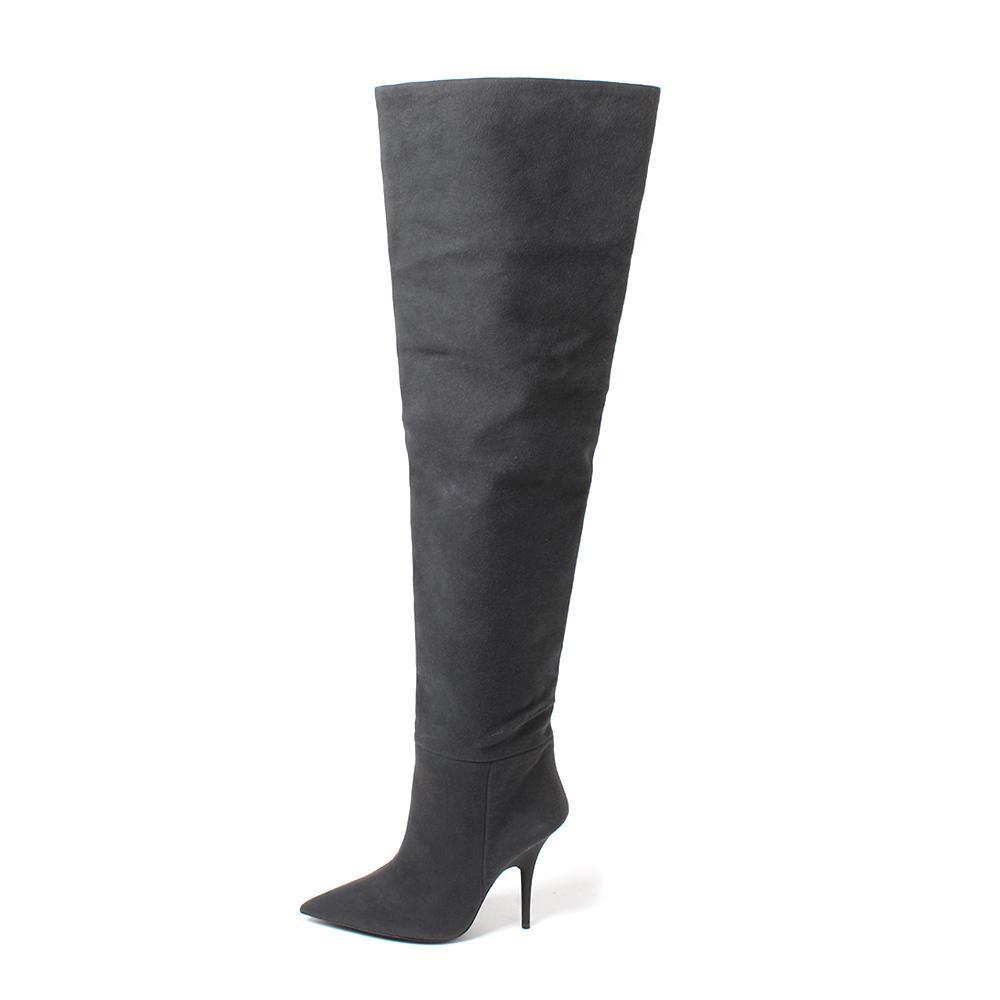 Yeezy Tubular Thigh High Size 8 Boot