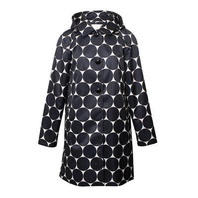 Kate Spade Size Small Pola Dot Coat