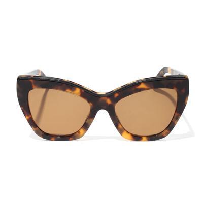 Loewe Tortoise Cat Eye Sunglasses