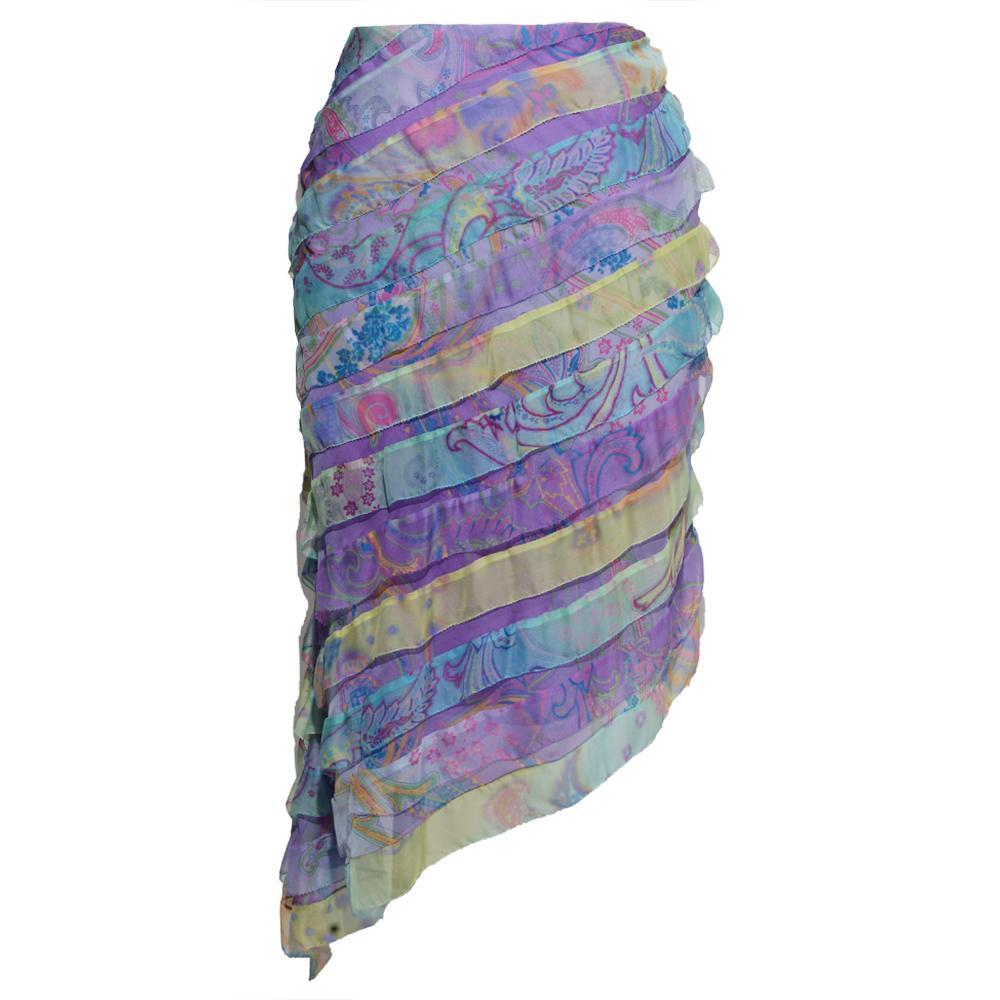 Ralph Lauren Paisley Size 4 Skirt