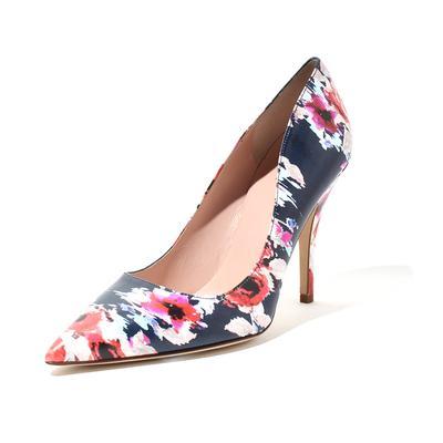 Kate Spade Floral Size 4 Heels