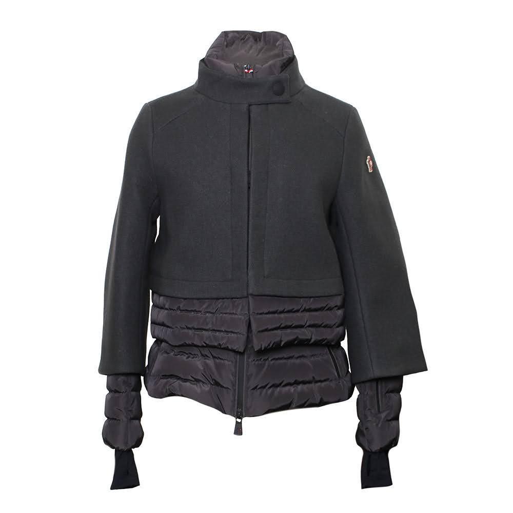 Moncler Grey Size Extra Small Jacket
