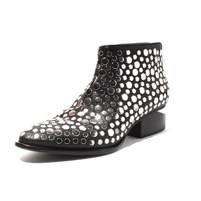 Alexander Wang Size 6 Studded Gabi Boots