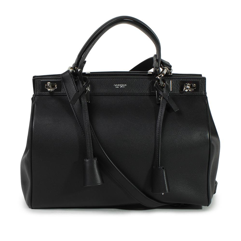 Gambattista Valli Flore Leather Bag