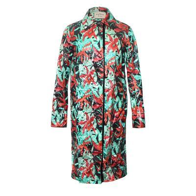 Lanvin Size 36 Printed Jacket