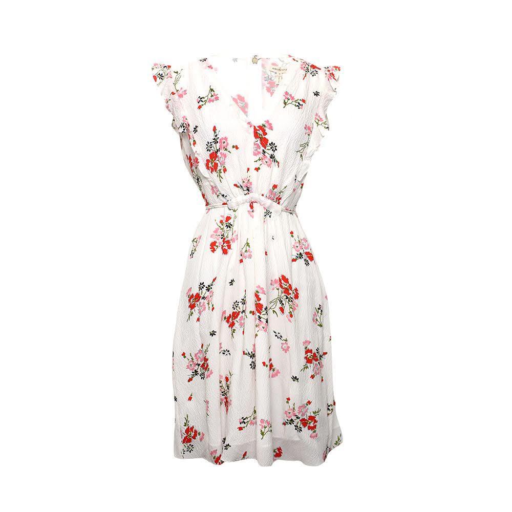 Rebecca Taylor Size 10 Floral Dress
