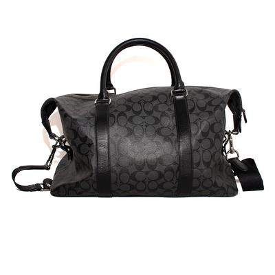 Coach Monogram Signature Travel Bag