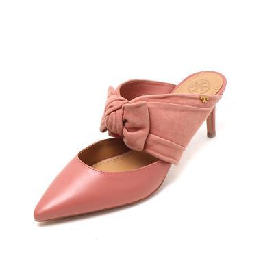 Tory Burch Size 8.5 Knot Heels
