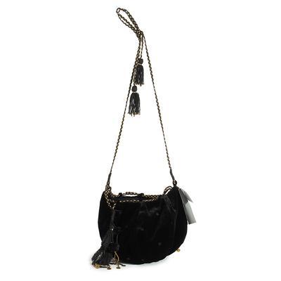 Ulla Johnson Velvet Fleur Bag