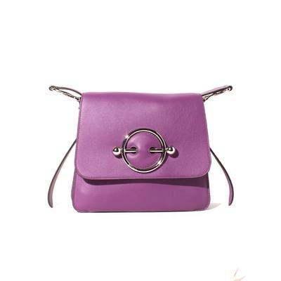 JW Anderson Purple  Pierce Bag