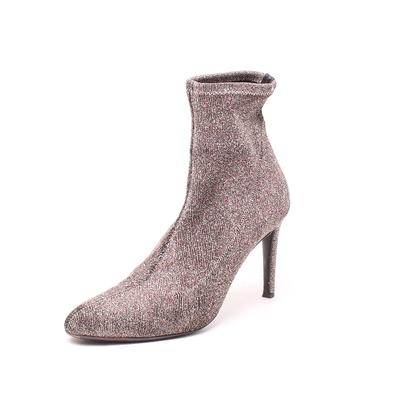 Giuseppe Zanotti Size 8.5 Glitter Sock Boot