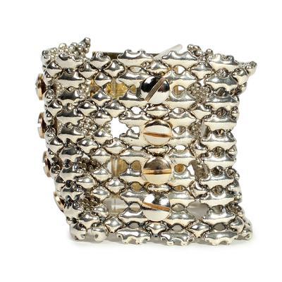 Sergio Gutierrez Liquid Metal Bracelet