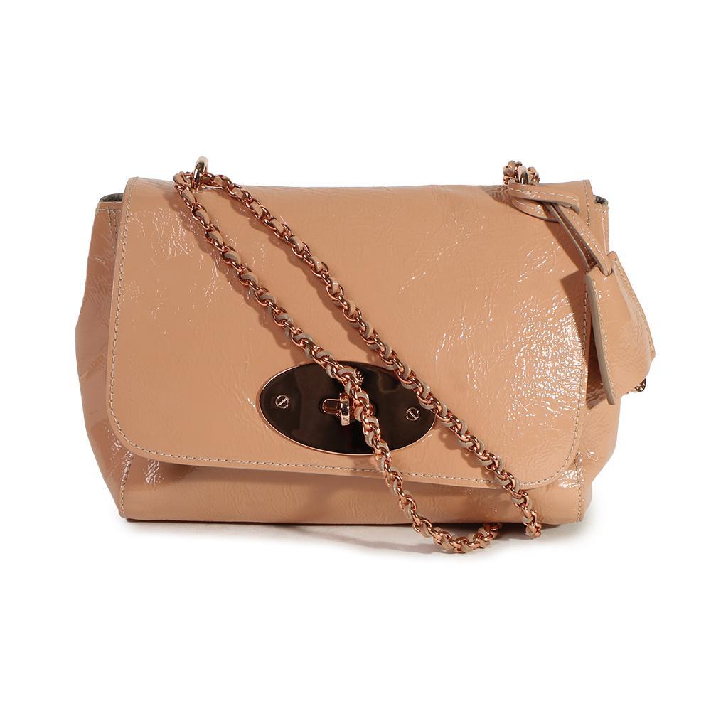 Mulberry Lily Nude Shoulder Bag