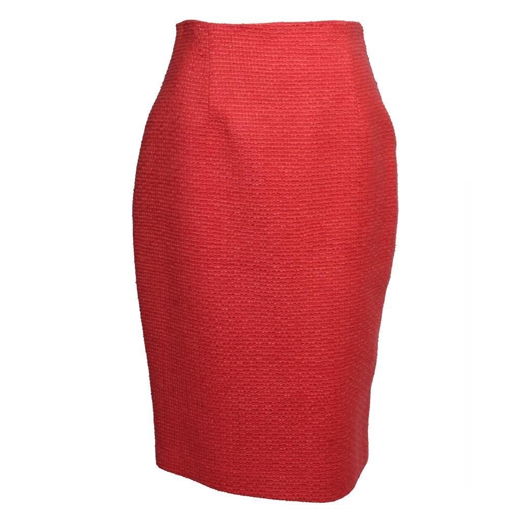 Daniela Corte Size Small Silk Skirt