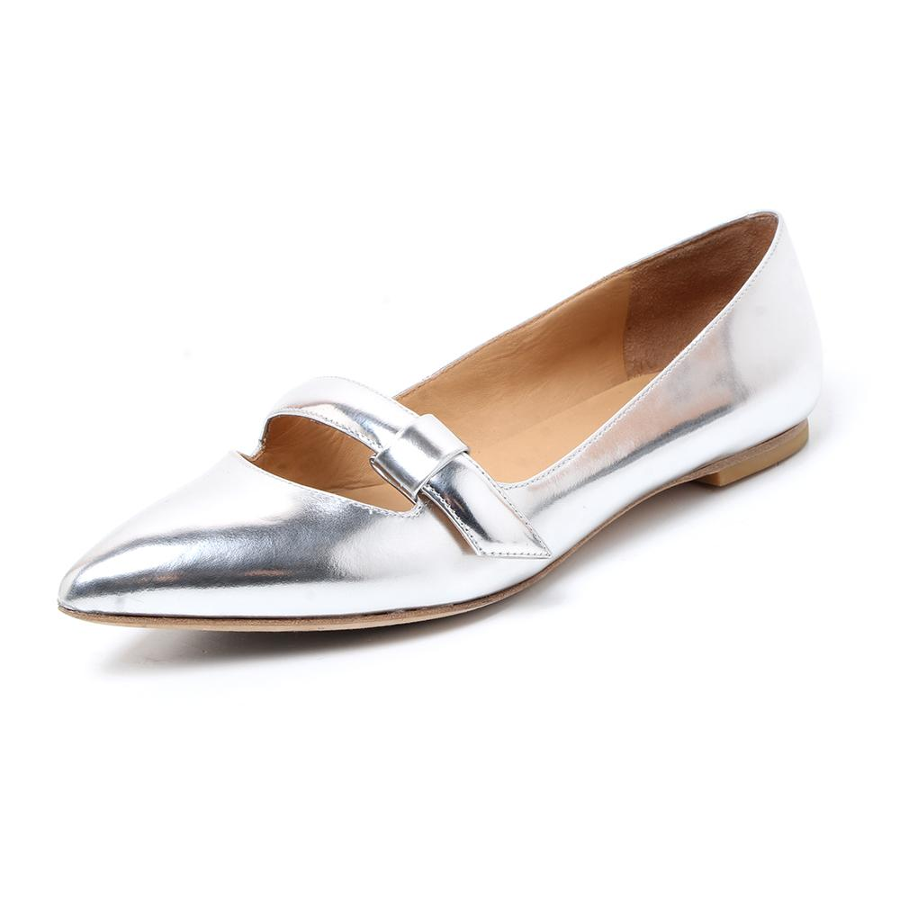 Marc Jacobs Sliver Size 7 Flats