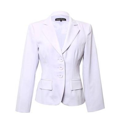 Nanette Lepore Size 6 Lavender Blazer