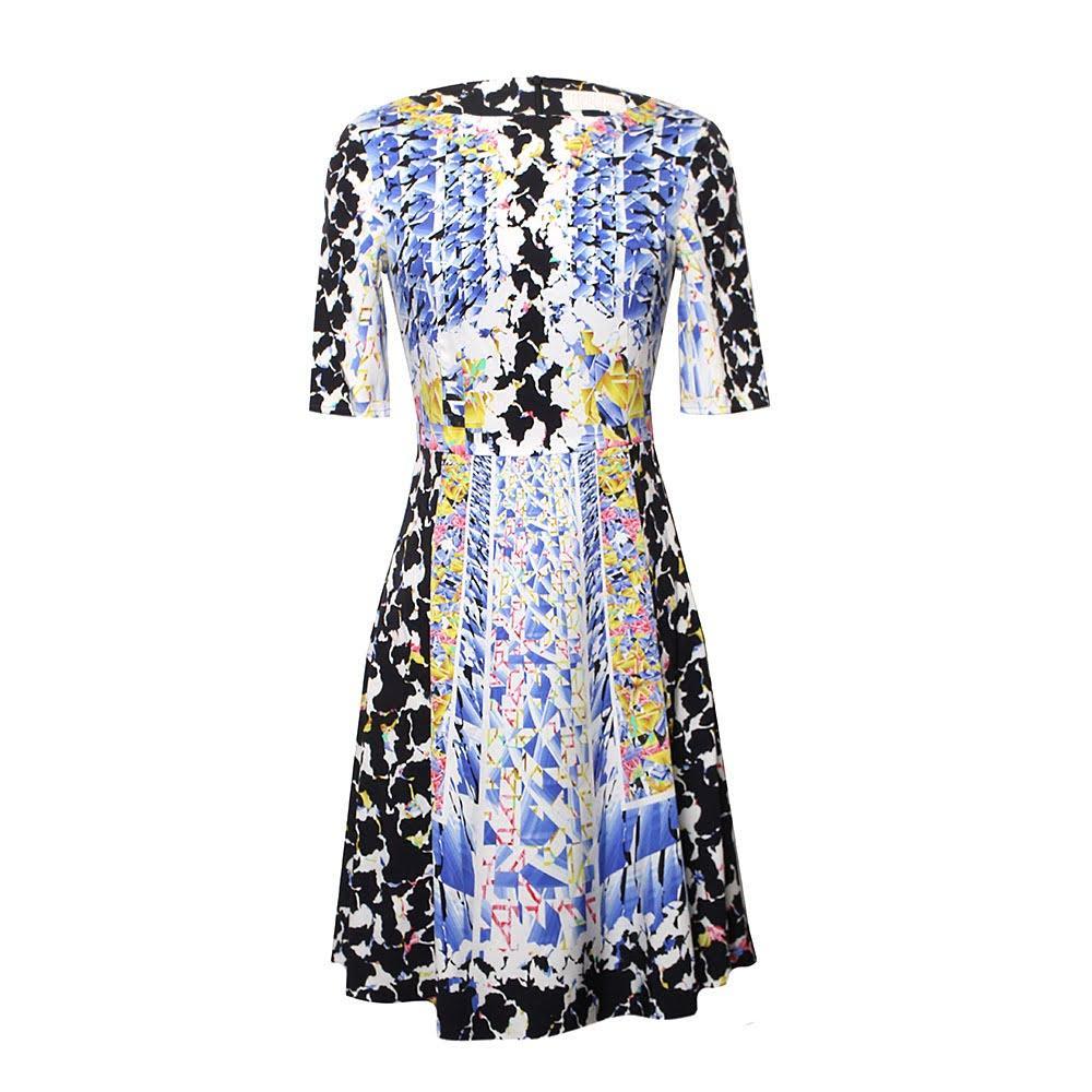 Peter Pilotto Size 8 Printed Dress