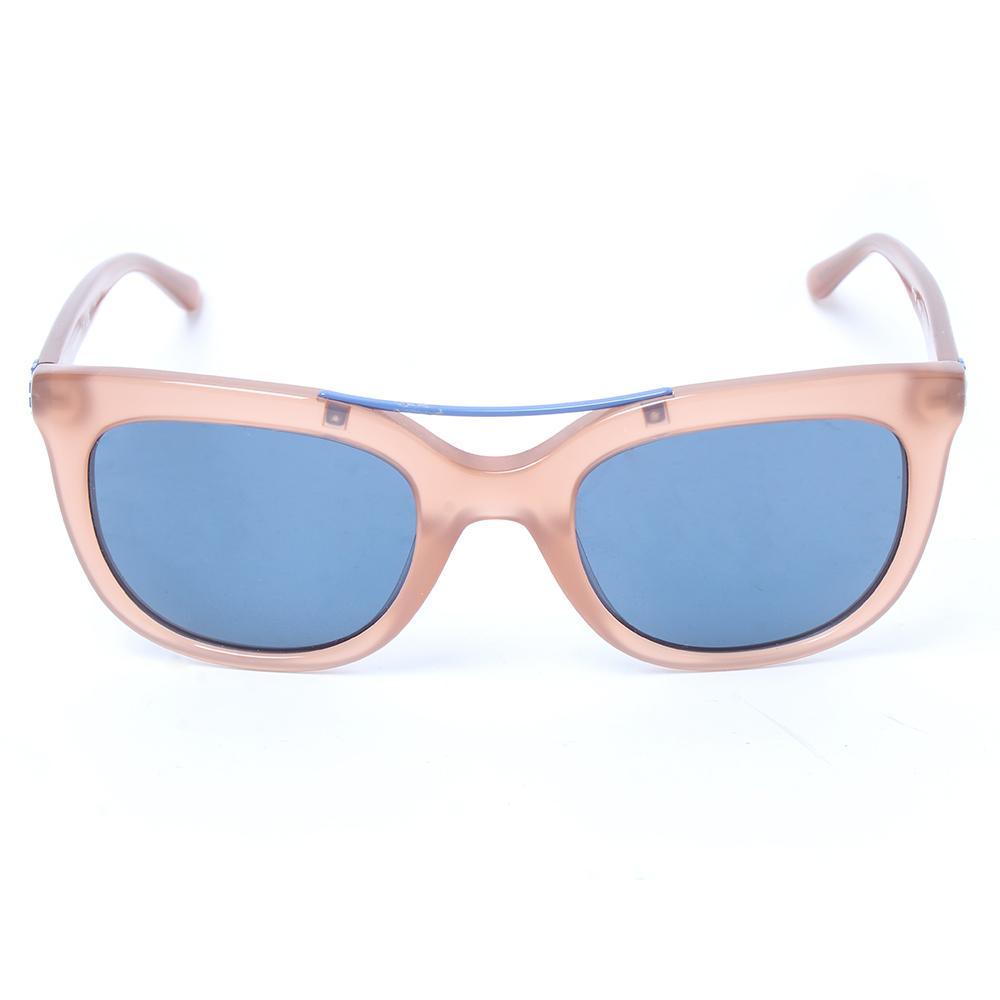 Tory Burch Blue Logo Sunglasses