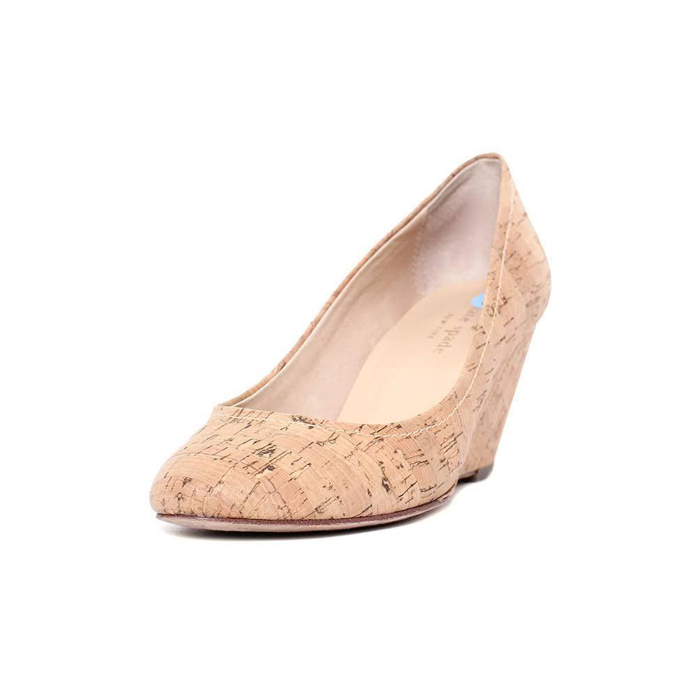 Kate Spade Size 6.5 Cork Wedges