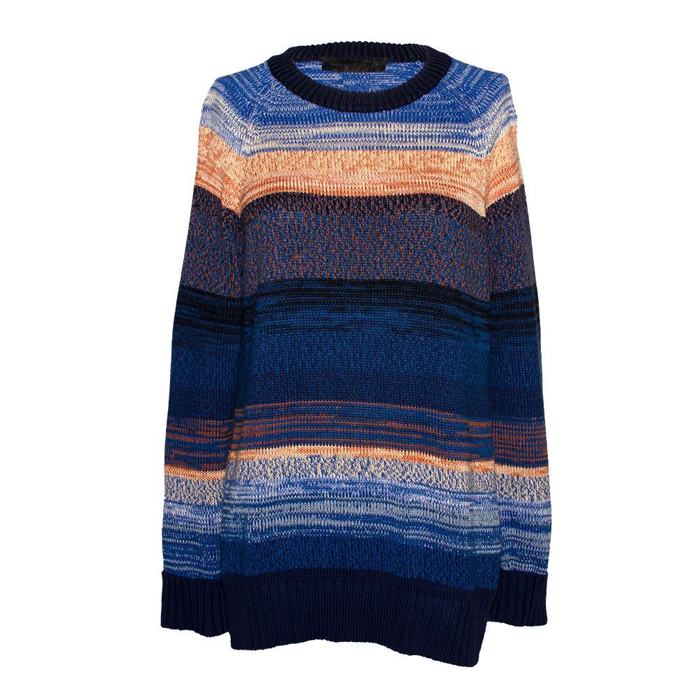Proenza Schouler Size Medium Woven Sweater