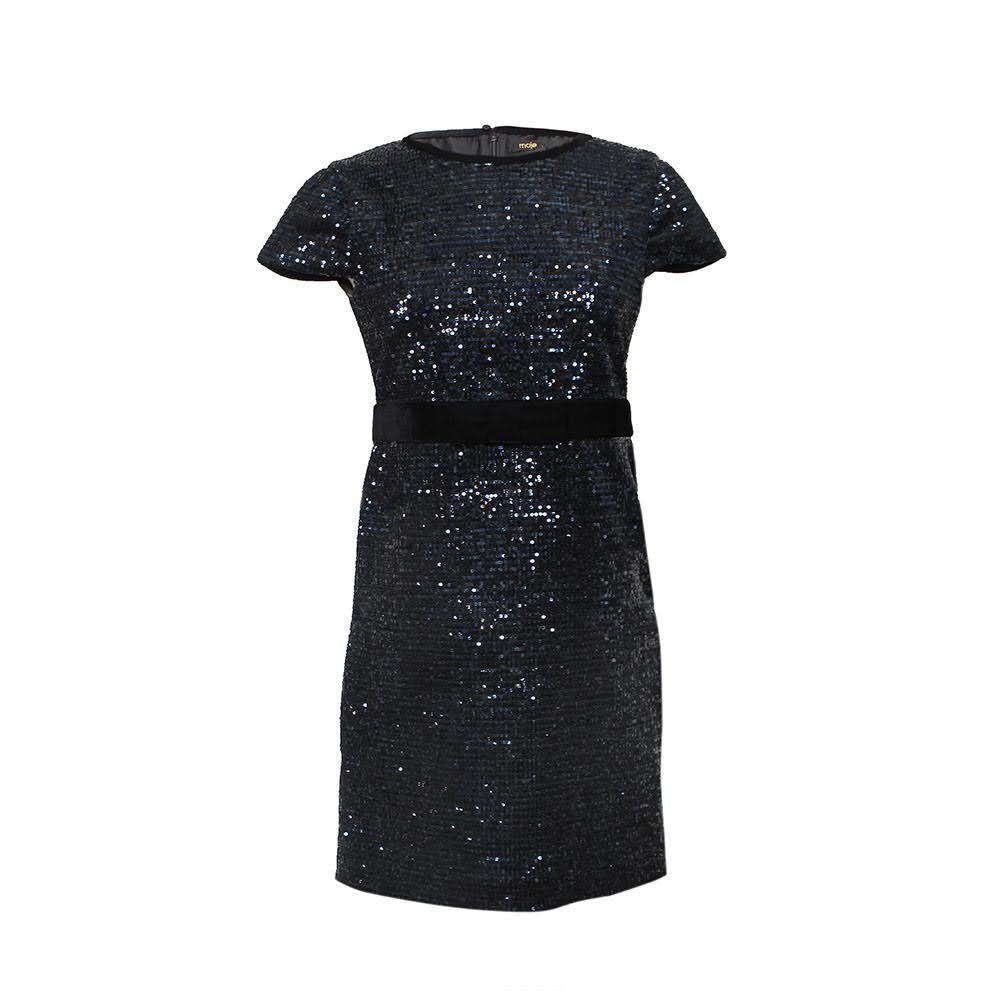 Maje Size 1 Sequin Dress