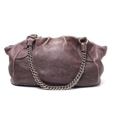 Prada Lux Chain Strap Handbag