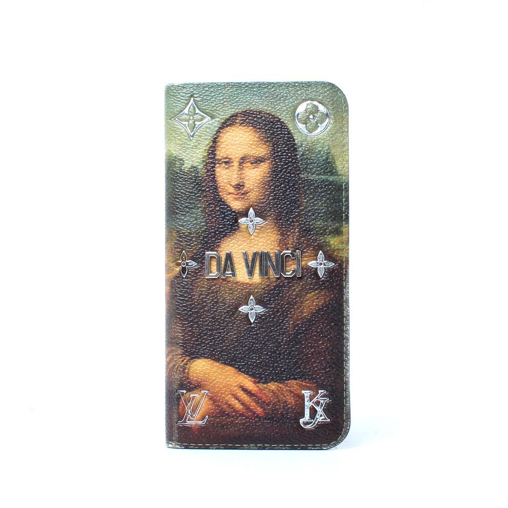 Louis Vuitton Mona Lisa Phone Case