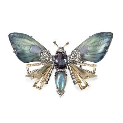 Alexis Bittar Brutalist Butterfly Bracelet