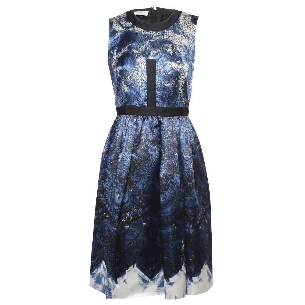 Prada Size 40 Print Dress