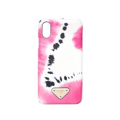 Prada Tie Dye iPhone Case
