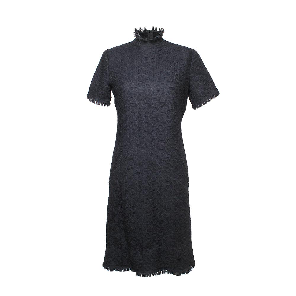 Nina Ricci Size 36 Black Dress