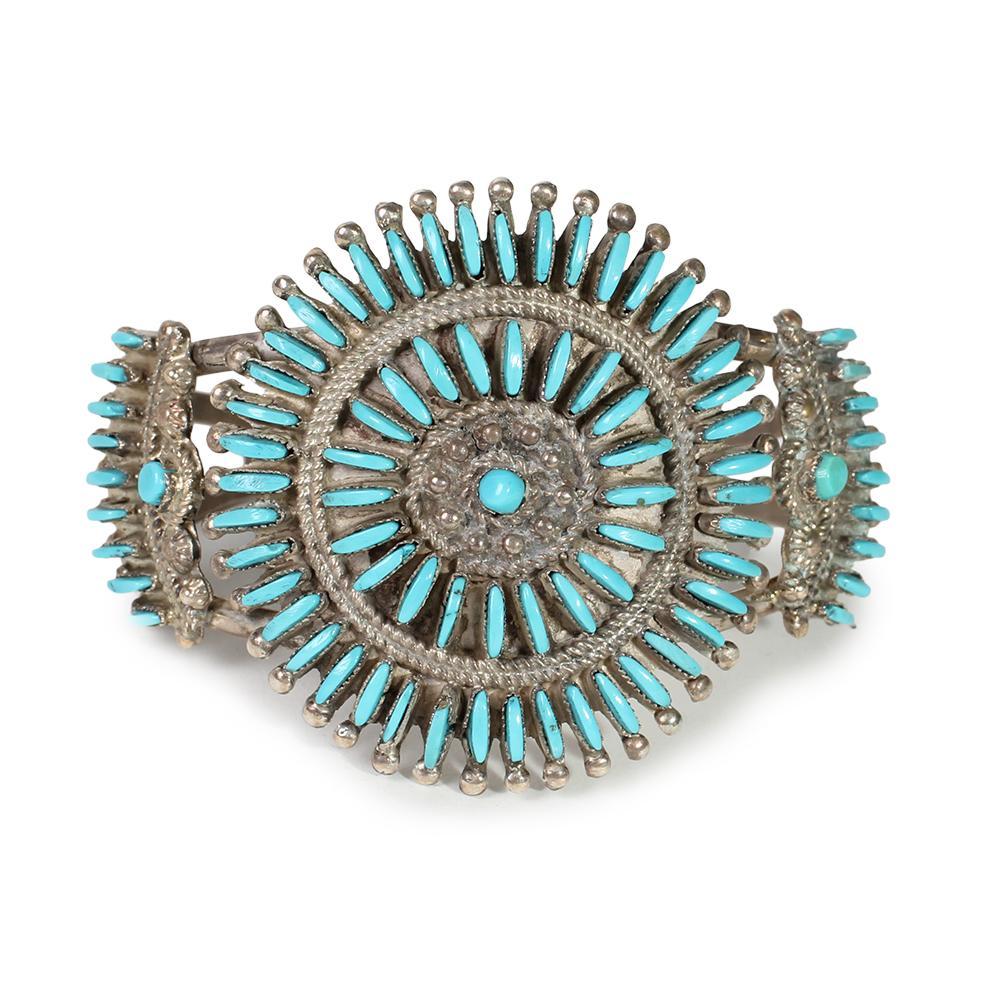 Eva Wyaco Turquoise Bracelet