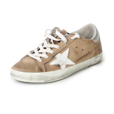 Golden Goose Size 38 Super Star Sneakers