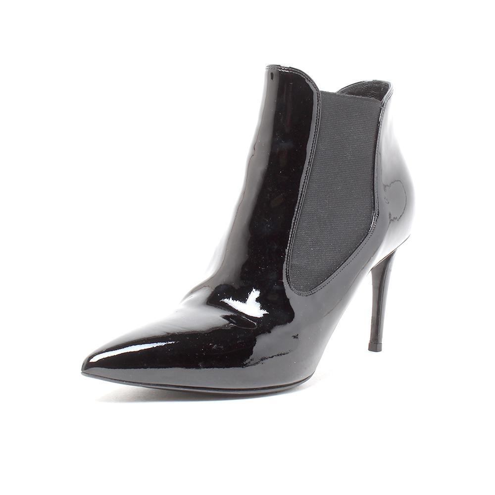 Ralph Lauren Size 39.5 Patent Leather Bootie