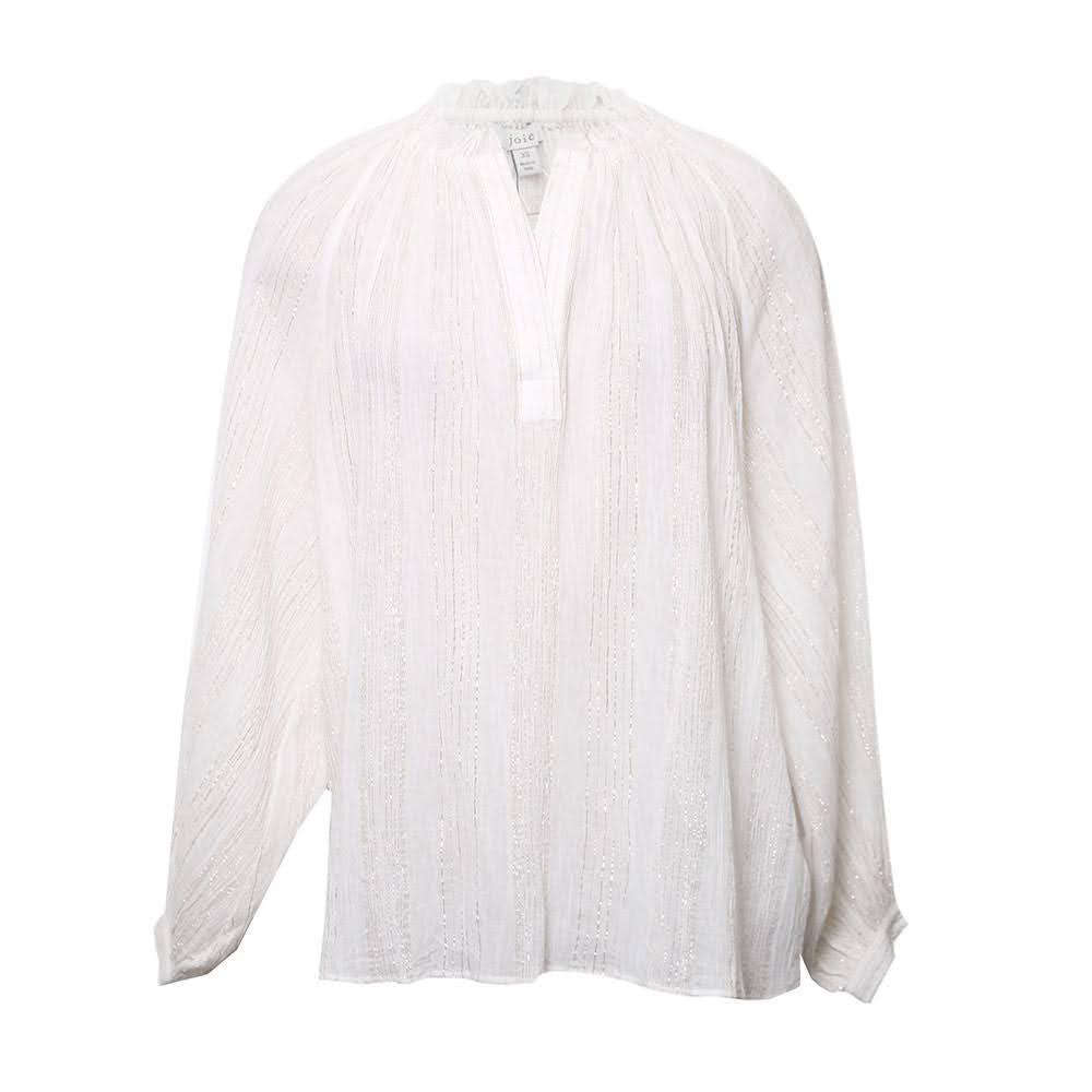 Joie Size S White Blouse