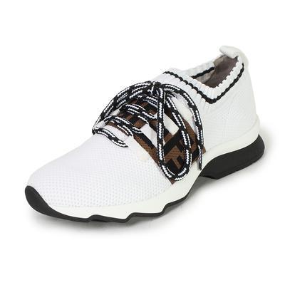 Fendi Size 36.5 Rockoko Sneakers