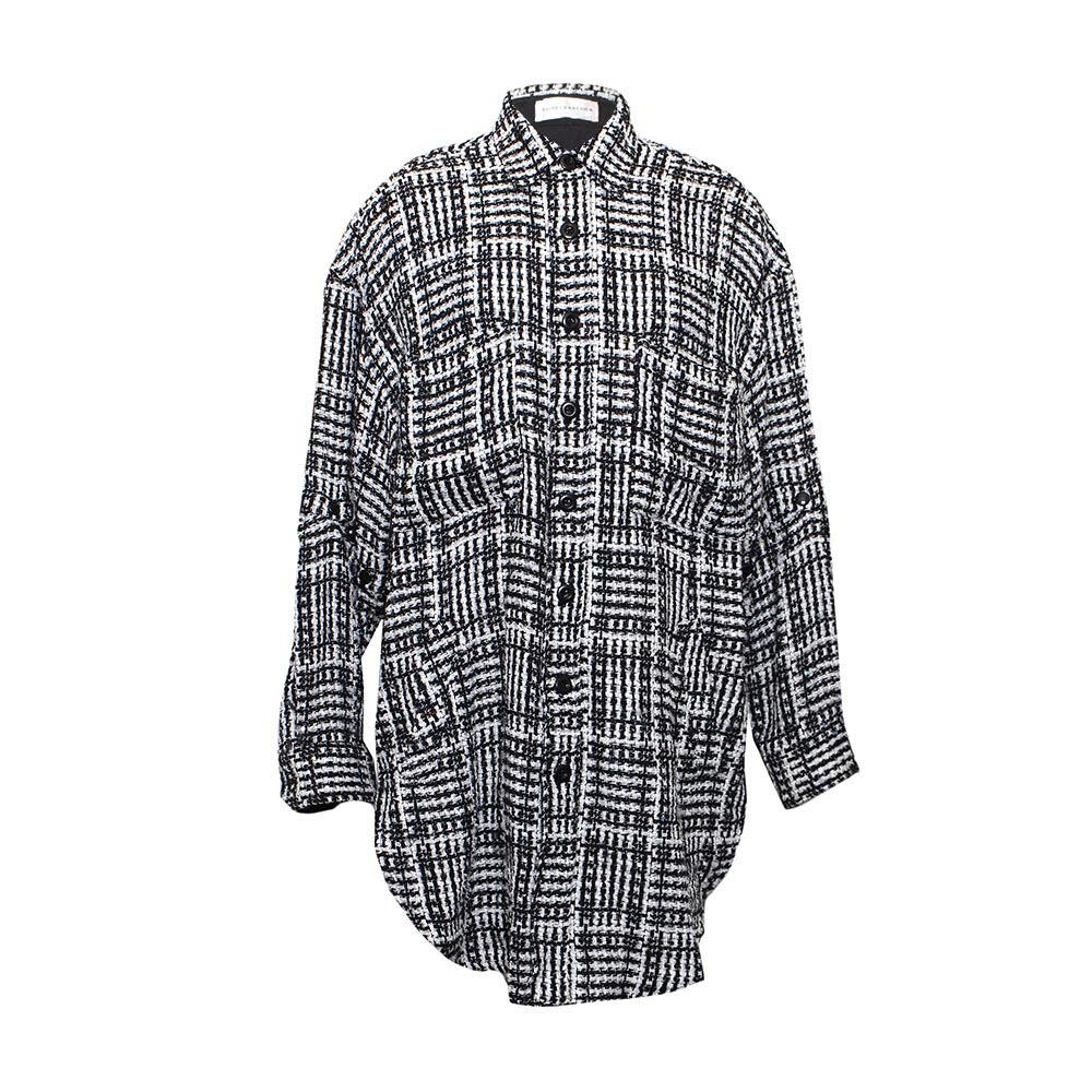 Faith Connexion Size Extra Small Tweed Jacket